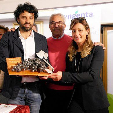 """Fra.Va. SRL premiata con il """"Grappolo d'argento"""" 2017"""